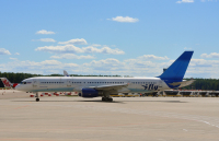 I Fly Boeing 757-2Y0 Vnukovo - Moscow - (UUWW / VKO), Russia EI-CJY cn:26161 Июль 2, 2018  Maxim Golbraykht