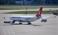 Turkish Airlines Airbus A330-223 Vnukovo - Moscow - (UUWW / VKO), Russia TC-JIT cn:977 Июль 2, 2018  Maxim Golbraykht