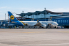 Ukraine International Airlines Boeing 767-322(ER) Borispol - Kiev - (UKBB / KBP), Ukraine UR-GEA cn:25280/391 Май 26, 2018  Alexey Gavrilenko
