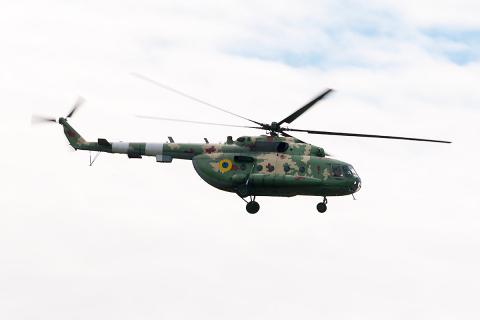 Untitled Mil Mi-8MSB-V Withheld, Ukraine  cn: Июль 2018  Andriy Zukhar
