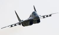 Ukraine - Air Force Mikoyan-Gurevich MiG-29 (9-13) Kulbakino - Nikolayev - (UKOR), Ukraine 43 BLUE cn:2960728505 Июль 12, 2018  Jenyk
