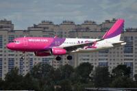 Wizz Air Airbus A320-232 Vnukovo - Moscow - (UUWW / VKO), Russia HA-LWT cn:5615 Июль 2, 2018  Maxim Golbraykht
