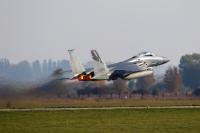 USA - Air Force McDonell Douglas F-15C Eagle Starokostyantyniv - (UKLS), Ukraine 80-0010 cn:0646/C159 Октябрь 12, 2018  Sergey Smolentsev