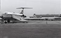 Interflug Tupolev Tu-134 Odessa-Central - Odessa - (UKOO / ODS), Ukraine  cn:  1978  Petr Padalko