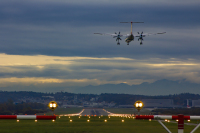 Austrian Arrows (Tyrolean Airways) De Havilland Canada DHC-8-402Q Dash 8 Zurich - (LSZH / ZRH), Switzerland OE-LGI cn:4100 Ноябрь 2, 2018  Khapilin Dima