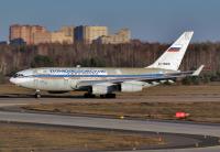 Domodedovo Airlines Ilyushin Il-96-300 Zhukovsky (Ramenskoye) - Moscow - (UUBW), Russia RA-96006 cn:74393201003 Ноябрь 12, 2018  NavigatorIL62