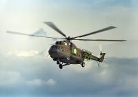 Ukraine - Air Force Mil Mi-8PPA Danylo Halytskyi - Lviv - (UKLL / LWO), Ukraine 23 BLUE cn:    NavigatorIL62