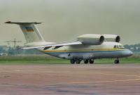 Ukraine - Air Force Antonov An-72 Kyiv Sikorsky - Kiev - (UKKK / IEV), Ukraine 002 BLACK cn:    NavigatorIL62