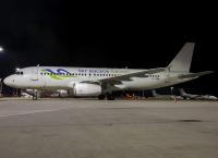 Sky Angkor Airlines Airbus A320-233 Stuttgart - (EDDS / STR), Germany LY-VEN cn:1626 Декабрь 12, 2018  Torsten Maiwald