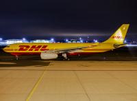 DHL (European Air Transport - EAT) Airbus A330-243F Stuttgart - (EDDS / STR), Germany D-ALMD cn:1070 Декабрь 12, 2018  Torsten Maiwald