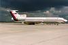 Czech Republic - Air Force Tupolev Tu-154M Stuttgart - (EDDS / STR), Germany OK-BYZ cn:96A1016 Март 19, 1998  Torsten Maiwald