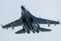 Ukraine - Air Force Sukhoi Su-27 Starokostyantyniv - (UKLS), Ukraine 46 BLUE cn:36911014105 Октябрь 8, 2018  Vladimir Vorobyov