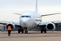 SkyUp Airlines Boeing 737-8H6 Nikolayev - (UKON / NLV), Ukraine UR-SQC cn:4447 Январь 16, 2019  Andrey Rakul