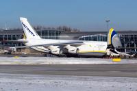 Antonov Design Bureau Antonov An-124-100M-150 Danylo Halytskyi - Lviv - (UKLL / LWO), Ukraine UR-82009 cn:19530501007 / 01-08 Январь 19, 2019  Taras Bazhanskiy