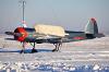 Untitled Yakovlev Yak-52 Maryanovka - (XNOM), Russia RA-1814G cn: Декабрь 8, 2018  Maxim Golbraykht