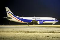 CargoLogic Germany Boeing 737-46J(SF) Leipzig Halle - Leipzig - (EDDP / LEJ), Germany N468VX cn:28867 Январь 21, 2019  UDO