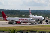 Avianca Airbus A320-233 Jose Marti Intl - Havana - (MUHA / HAV), Cuba N499TA cn:3510 Январь 5, 2019  Andriy Zukhar