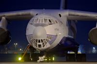 Silk Way Ilyushin Il-76TD-90 Leipzig Halle - Leipzig - (EDDP / LEJ), Germany 4K-AZ101 cn:2073421716 Январь 21, 2019  UDO