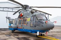 Ukraine - National Guard Eurocopter EC225 LP Super Puma Withheld, Ukraine 10 YELLOW cn:2715 Февраль 14, 2019  Igor Bubin