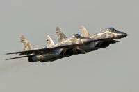 Ukraine - Air Force Mikoyan-Gurevich MiG-29 (9-13) Off-Airport, Ukraine 31 WHITE cn:2960731638 Июль 2017  Vladimir Vorobyov