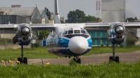 Motor Sich Airlines Antonov An-24RV Kyiv Sikorsky - Kiev - (UKKK / IEV), Ukraine UR-47297 cn:07306610 Май 18, 2019  Andrey Bagirov