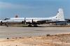 Untitled Canadair CL-44D4-2 Greensboro - Piedmont Triad International - (KGSO / GSO), USA N908L cn:17 Апрель 11, 1993  Torsten Maiwald