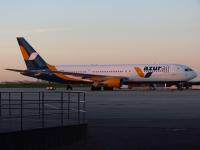 Azur Air Ukraine Boeing 767-33A/ER Osnova - Kharkov - (UKHH / HRK), Ukraine UR-AZD cn:25535 Май 20, 2019  Igor Tokar