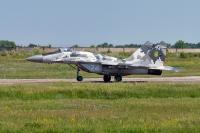 Ukraine - Air Force Mikoyan-Gurevich MiG-29 (9-13) Unknown, Ukraine 74 WHITE cn:29048  2019  Pavel Kapustin