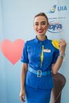Ukraine International Airlines Steward - Aviation theme Borispol - Kiev - (UKBB / KBP), Ukraine  cn: Июнь 12, 2019  Dmitry Birin