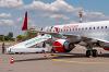 Austrian Airlines ERJ-195LR (190-200LR) Dnepropetrovsk - Dnipro - (UKDD / DNK), Ukraine OE-LWE cn:19000423 Июль 19, 2019  Pavel Kapustin