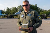Ukraine - Air Force Sukhoi Su-27 Ivano-Frankovsk - (UKLI / IFO), Ukraine 39 BLUE cn:36911035818 Июль 22, 2019  Vladimir Vorobyov