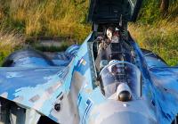 Ukraine - Air Force Sukhoi Su-27UBM1 Ivano-Frankovsk - (UKLI / IFO), Ukraine 71 BLUE cn:24043 Июль 22, 2019  Denys Tomenchyk