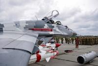Ukraine - Air Force Mikoyan-Gurevich MiG-29MU1 Vasilkov - (UKKW), Ukraine 09 WHITE cn:2960728504 Август 3, 2019  Denys Tomenchyk
