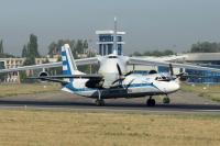 Ontustik Aspany Antonov An-24B Almaty - (UAAA / ALA), Kazakhstan UP-AN422 cn:07306504 Август 18, 2019  Bakayenko Andrey - Kazakhstan Spotting Club