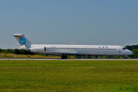 Bravo Airways McDonnell Douglas MD-83 Danylo Halytskyi - Lviv - (UKLL / LWO), Ukraine UR-COC cn:49808 Август 17, 2019  Alfred Matusevich