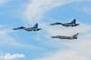Ukraine - Air Force Su-24M Ivano-Frankovsk - (UKLI / IFO), Ukraine 08 WHITE cn: Август 19, 2019  Vladimir Vorobyov