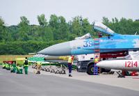 Ukraine - Air Force Sukhoi Su-27 Babie Doly - Gdynia - (EPOK), Poland 39 BLUE cn:36911035818 Август 17, 2019  Denys Tomenchyk