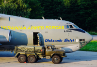 Ukraine - Air Force Ilyushin Il-76MD