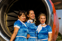 Windrose Airlines Steward - Aviation theme