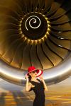 Emirates Airbus A380-842 World Central Intl - Dubai - (OMDW / DWC), United Arab Emirates A6-EVH cn:257 Ноябрь 17, 2019  Oleg V. Belyakov