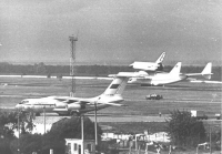 Antonov Design Bureau Antonov An-225 Mriya Borispol - Kiev - (UKBB / KBP), Ukraine UR-82060 cn:19530503763 Июнь 7, 1989  Andrii Pakhomov
