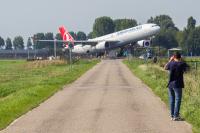 Turkish Airlines Airbus A330-343 Schiphol - Amsterdam - (EHAM / AMS), Netherlands TC-LOB cn:1491 Сентябрь 2, 2018  Myroslav Kaplun