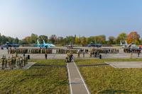 Ukraine - Air Force Mikoyan-Gurevich MiG-29MU1 Starokostyantyniv - (UKLS), Ukraine 07 WHITE cn:2960731222 Октябрь 8, 2018  Vladimir Vorobyov