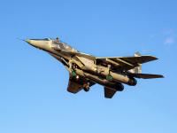 Ukraine - Air Force Mikoyan-Gurevich MiG-29UB (9-51) Unknown, Unknown 30 WHITE cn:50903024147    Vladyslav Kovtun