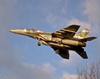 Ukraine - Air Force Mikoyan-Gurevich MiG-29UB (9-51) Unknown, Unknown 86 BLUE cn:50903018194    Vladyslav Kovtun