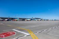 Airport Airport Borispol - Kiev - (UKBB / KBP), Ukraine  cn: Март 23, 2020  IhorKolesnyk