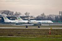 Ukraine - Air Force Tupolev Tu-134A-3 Borispol - Kiev - (UKBB / KBP), Ukraine 63957 cn:63957 Ноябрь 15, 2017  Slupitskyi M