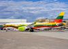 Air Baltic Airbus A220-300 Stuttgart - (EDDS / STR), Germany YL-CSK cn:55039 Октябрь 20, 2019  Torsten Maiwald