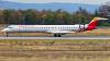Iberia Regional (Air Nostrum) Canadair CL-600-2E25 Regional Jet CRJ-1000 Frankfurt - (EDAF), Germany EC-MJO cn:19045 Сентябрь 11, 2019  Smirnov ID