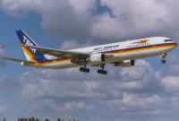 TACA Boeing 767-33A(ER) Miami Intl - Miami - (KMIA / MIA), USA N768TA cn:25535 Декабрь 3, 1993  Torsten Maiwald